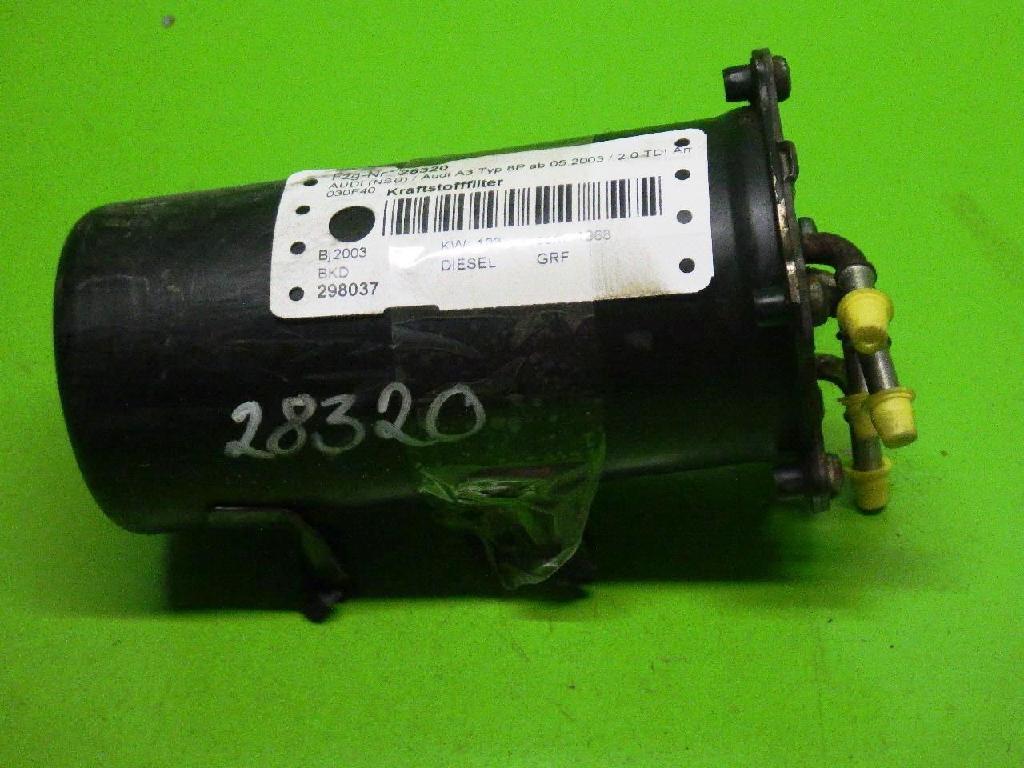 Kraftstofffilter AUDI (NSU) A3 (8P1) 2.0 TDI 16V 1K0127400B