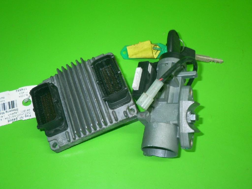 Steuergerät Motor DAEWOO bis12'04 KALOS (KLAS) 1.4 16V 96417551PF