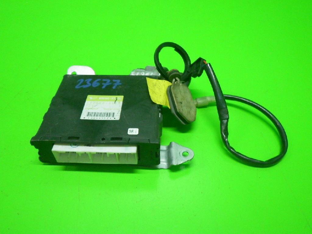 Steuergerät Motor DAIHATSU CUORE V (L7_) 1.0 i (L701) 112000-6610