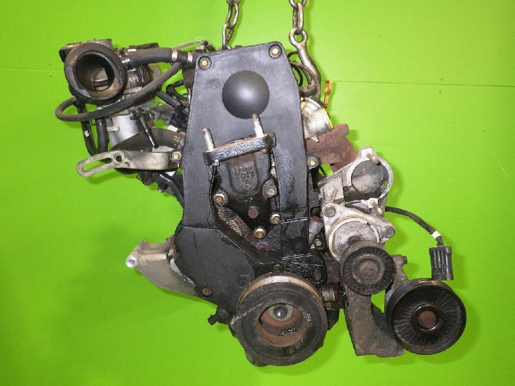 Benzinmotor Motor ohne Anbauteile Benzin DAEWOO bis12'04 KALOS (KLAS) 1.4 F14SE