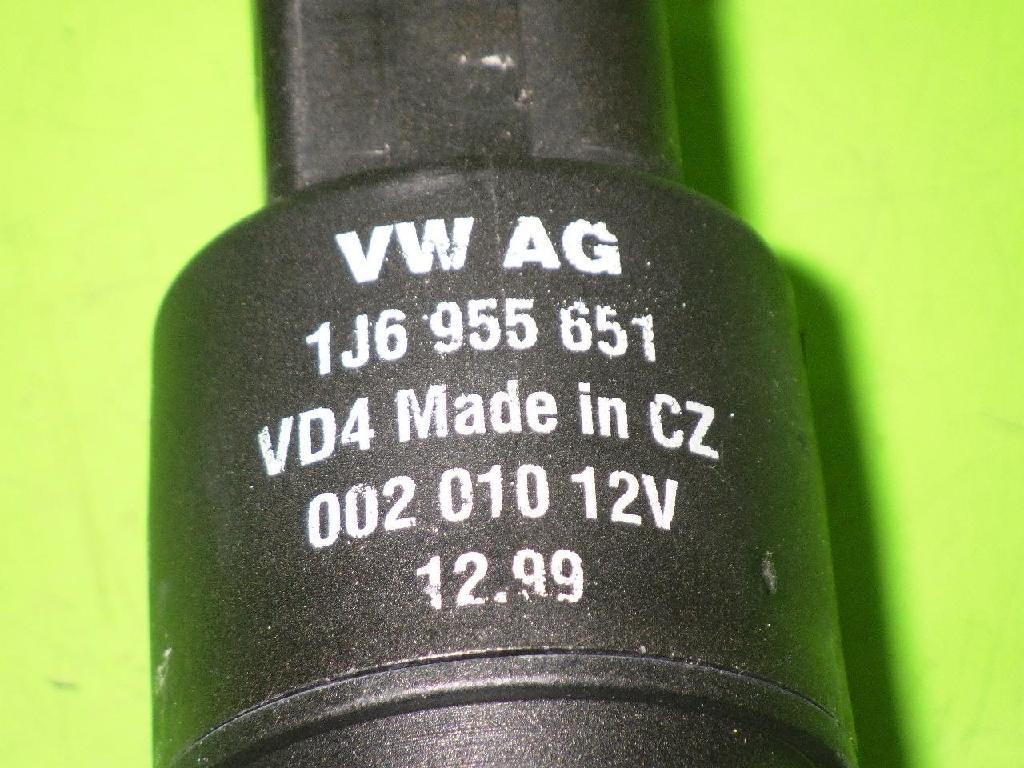 Schrägheck Bj. 1994-1999 Spritzdüse OE /> VW Polo 6N1
