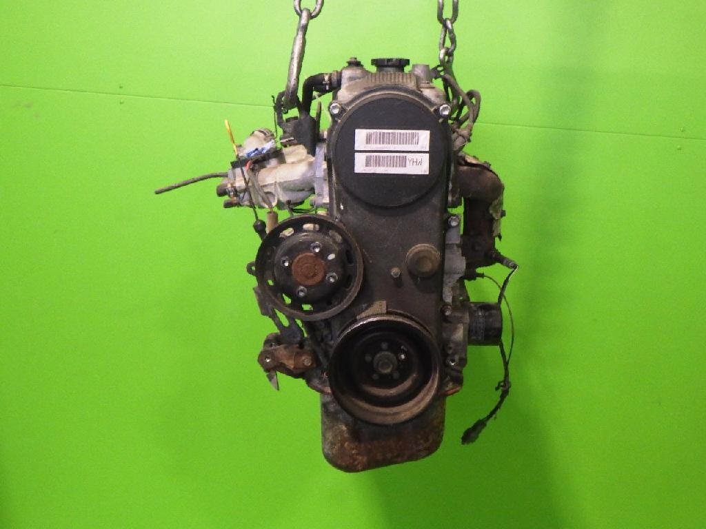 Benzinmotor Motor ohne Anbauteile Benzin SUBARU JUSTY II (JMA, MS) 1.3 GX 4x4 G13BA