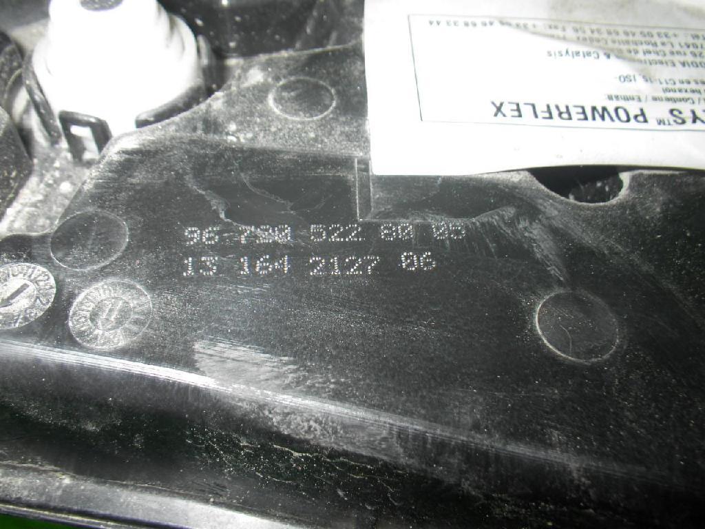 AdBlue Tank CITROEN BERLINGO Kasten (B9) 1.6 HDi 115 1500LS Bild 4