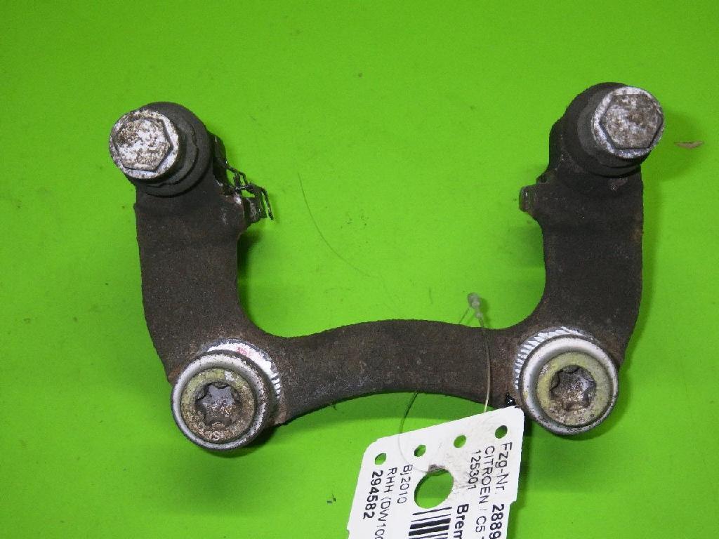 Bremssattelträger hinten rechts CITROEN C5 III Break (TD_) 2.0 HDi 165 4404G2