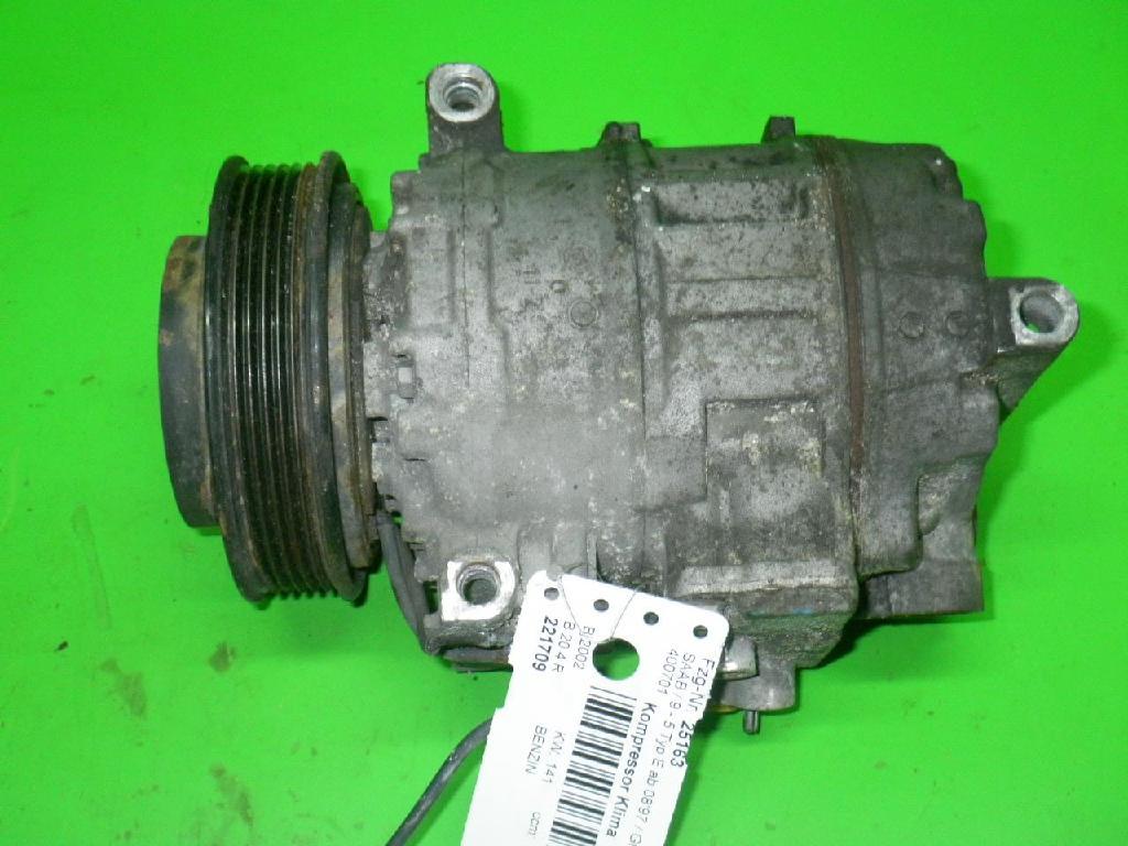 Kompressor Klima SAAB 9-5 Kombi (YS3E) 2.3 t 7SBU16C11C02969