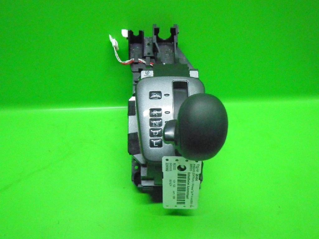 Schalthebel Automatikgetriebe NISSAN (DATSUN) PRIMERA (P11) 2.0 16V 349017J800