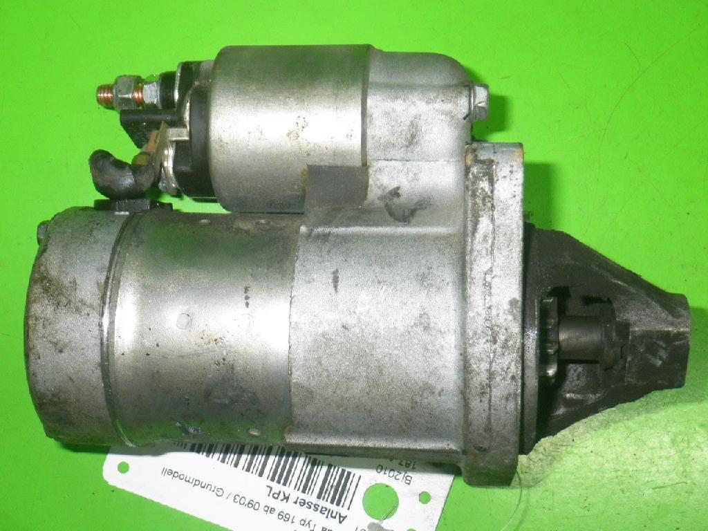 Anlasser komplett FIAT PANDA (169_) 1.1 51832950