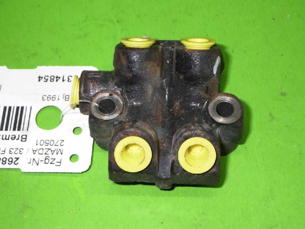 Bremsdruckverteiler MAZDA 323 F IV (BG) 1.6 16V Bild 1