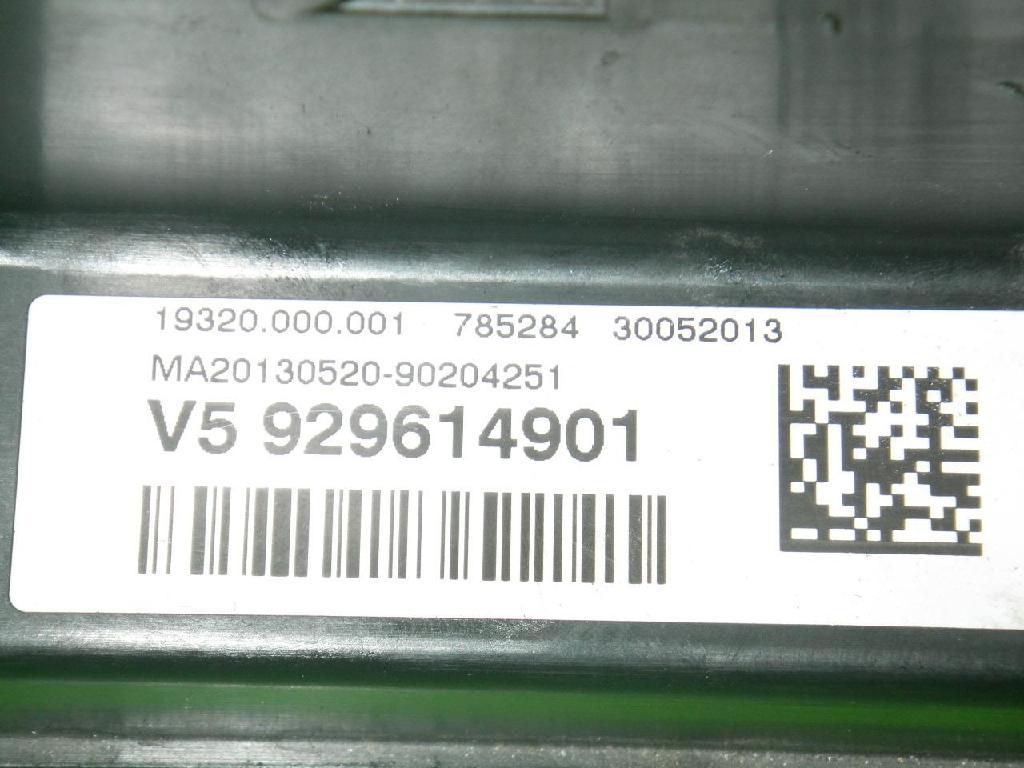 Sicherheitsbatterieklemme (SBK) BMW 1 (F20) 116 i 929614901 Bild 3