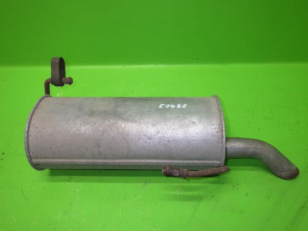 Endschalldämpfer für Abgasanlage BOSAL 154-799