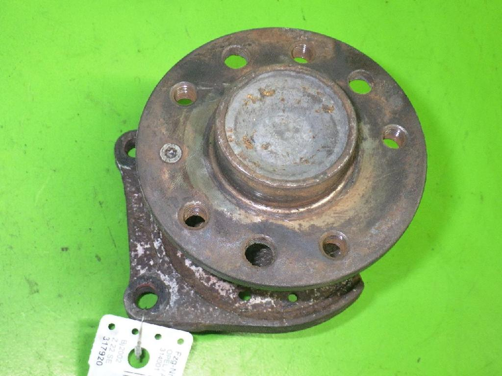 Radnabe hinten links OPEL ASTRA G Coupe (T98) 2.2 16V (F07) 09117622