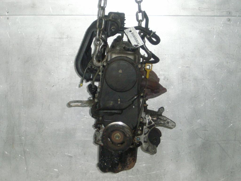 Benzinmotor Motor ohne Anbauteile Benzin DAEWOO bis12'04 MATIZ (M100, M150) 1.0 B10S