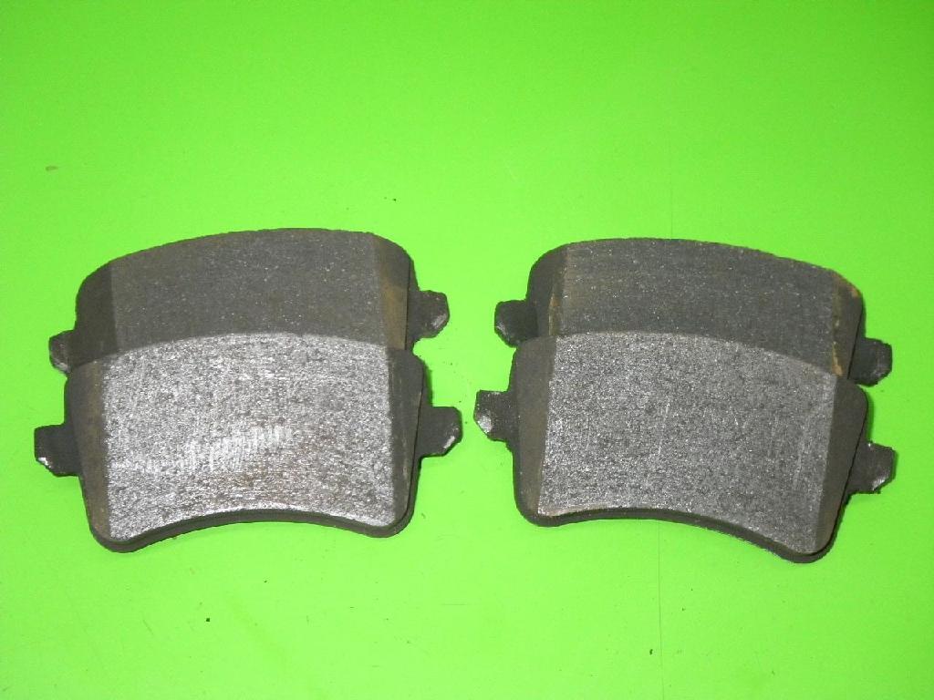 Bremsbelagsatz hinten AUDI (NSU) A4 Allroad (8KH, B8) 3.0 TDI quattro