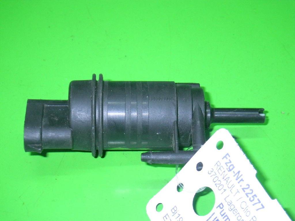 Pumpe Scheibenwaschanlage hinten RENAULT CLIO I (B/C57_, 5/357_) 1.2 (B/C57R) 7700802336