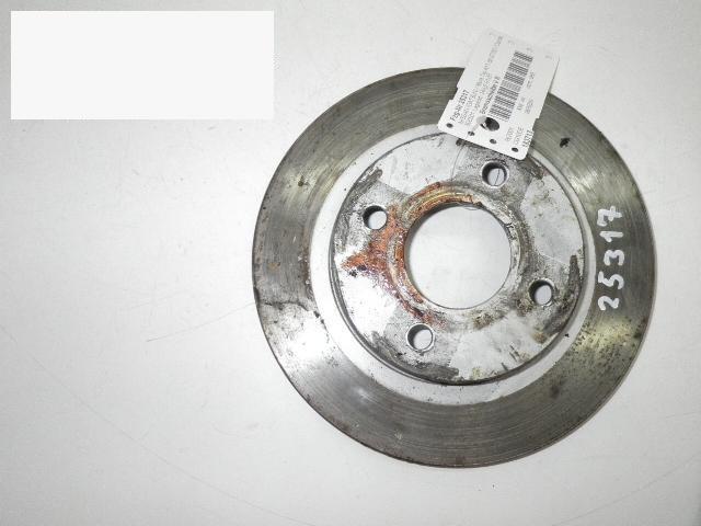 Bremsscheibe vorne rechts NISSAN (DATSUN) MICRA II (K11) 1.0 i 16V 402061F500