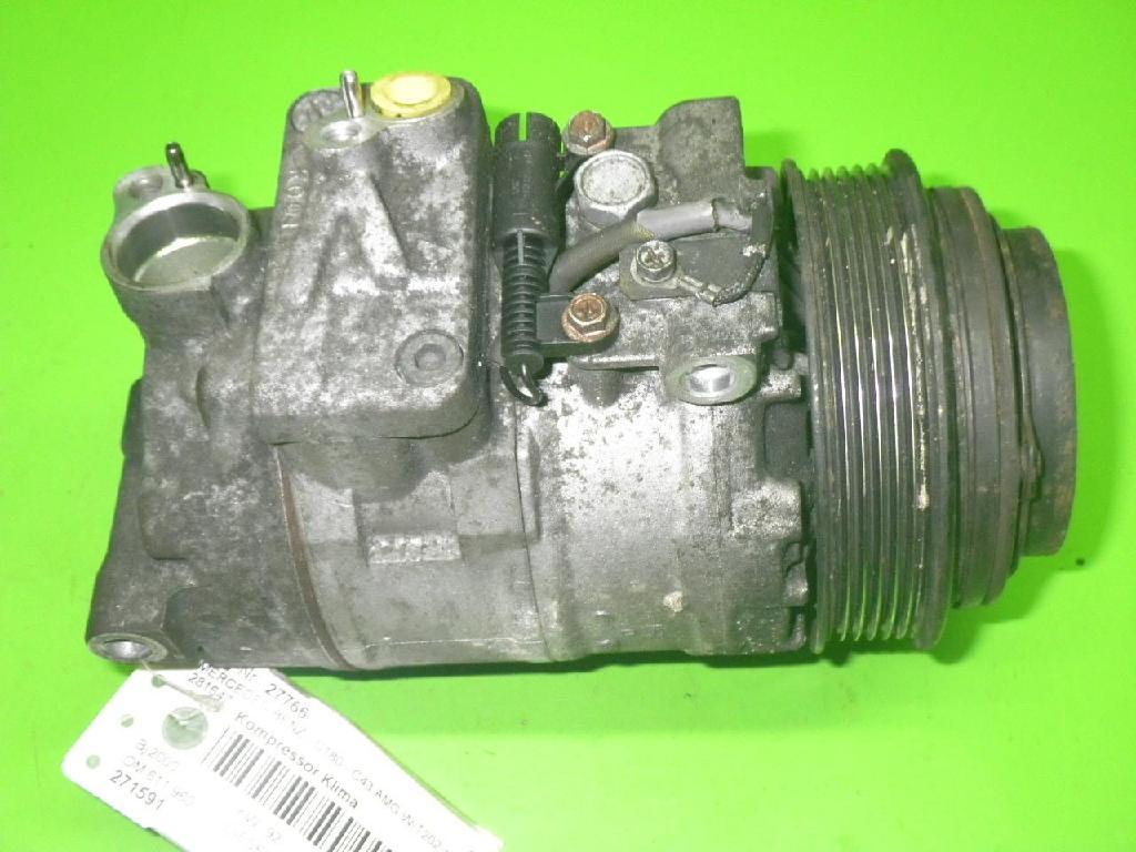 Kompressor Klima MERCEDES-BENZ C-KLASSE T-Model (S202) C 220 T CDI (202.193) 447220-8082
