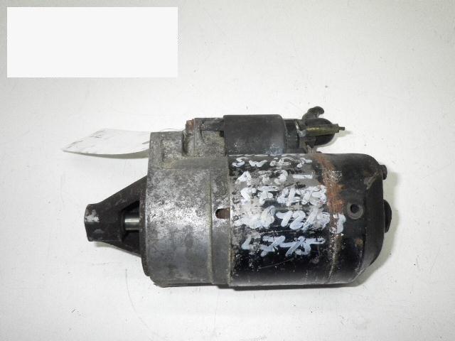 Anlasser komplett SUZUKI SWIFT II Schrägheck (EA, MA) 1.0 i (SF310, AA44) 3110082011