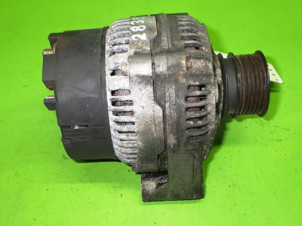 Lichtmaschine MERCEDES-BENZ C-KLASSE (W202) C 230 Kompressor (202.024) 0123335003