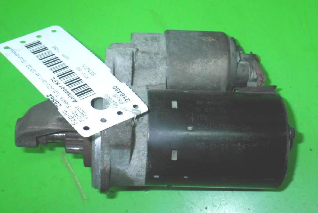 Anlasser komplett FORD FIESTA V (JH_, JD_) 1.4 16V 0001107407
