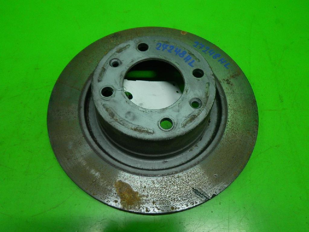 Bremsscheibe hinten links CITROEN C5 I Break (DE_) 2.0 16V (DERFNF, DERFNC, RERFNC) 4246W4
