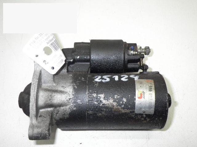 Anlasser komplett PEUGEOT 205 II (20A/C) 1.1 0986013850