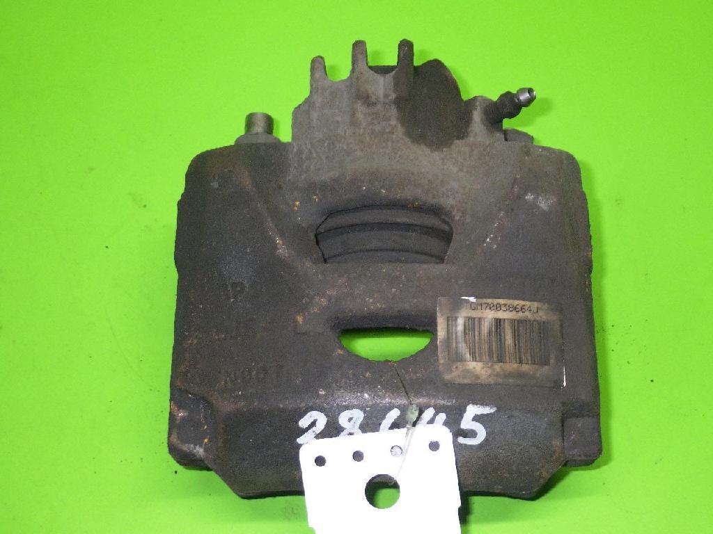 Bremssattel vorne links CITROEN C4 II (B7) 2.0 HDI / BlueHDi 150 4400V7
