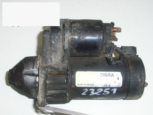 Anlasser komplett OPEL CORSA A CC (93_, 94_, 98_, 99_) 1.2 D6RA