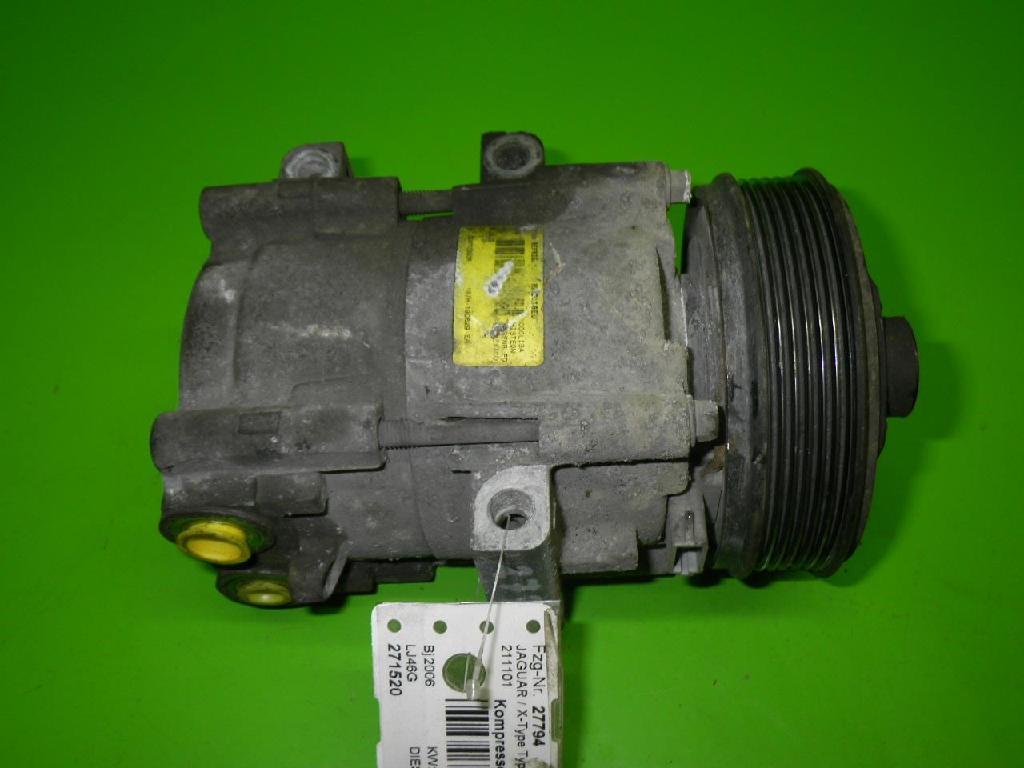 Kompressor Klima JAGUAR X-TYPE (CF1_) 2.2 D 1S7H-19D629-EA