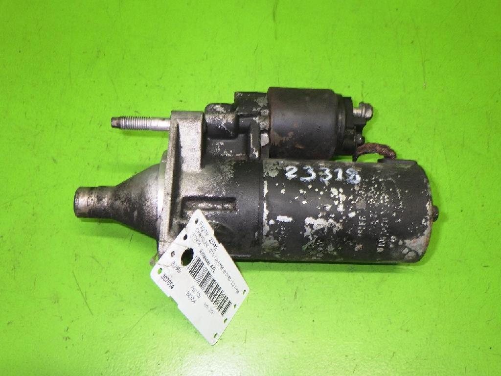 Anlasser komplett CHRYSLER LE BARON Coupe 2.2 Turbo 0001108046