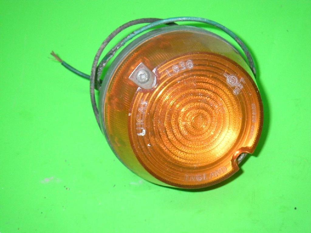 Blinkleuchte vorne rechts BEDFORD BLITZ (CF97) 2.3 D Bild 1