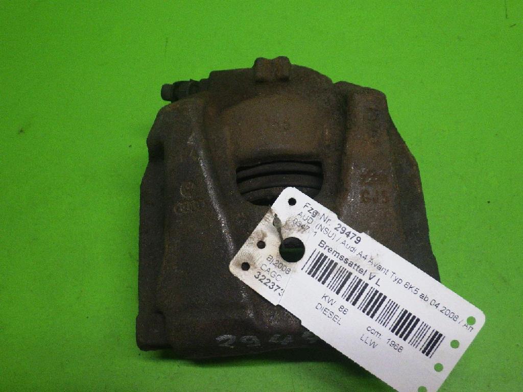 Bremssattel vorne links AUDI (NSU) A4 Avant (8K5, B8) 2.0 TDI GJS