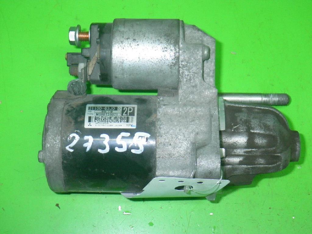 Anlasser komplett SUZUKI SWIFT III (MZ, EZ) 1.6 31100-63J00