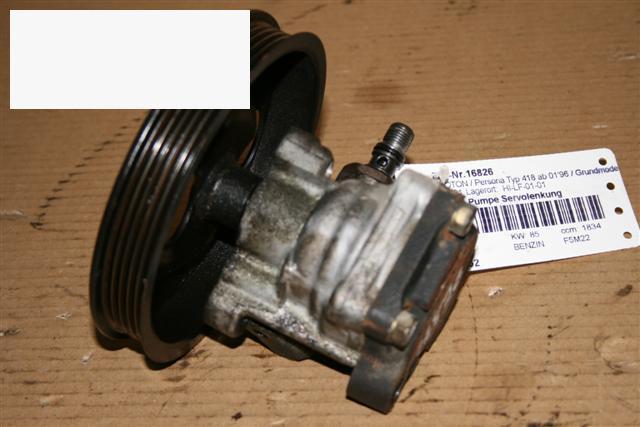 Pumpe Servolenkung PROTON PERSONA 400 Hatchback (C9_C, C9_S) 418 GLXi