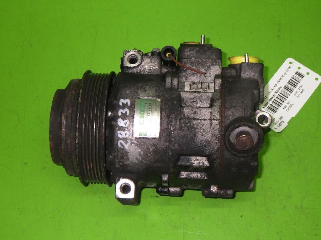 Kompressor Klima MERCEDES-BENZ VITO Bus (638) 112 CDI 2.2 (638.194) 7SB16C