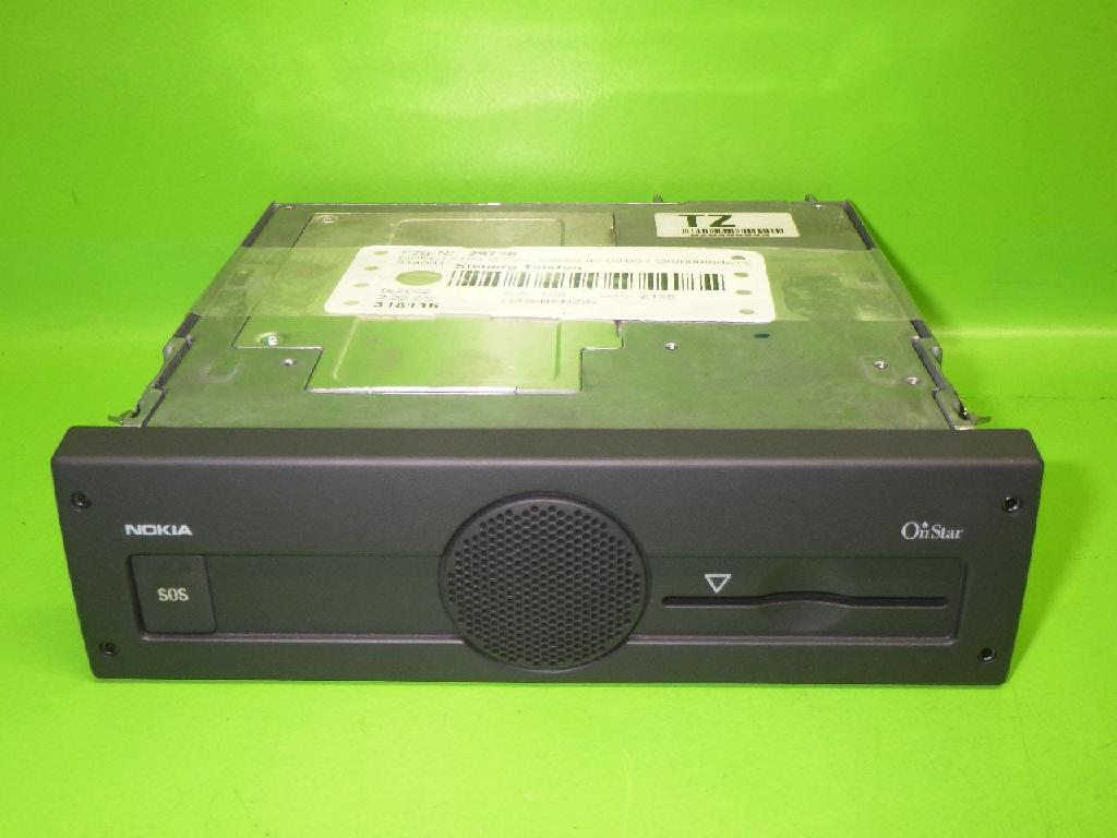 Steuergerät Telefon OPEL ASTRA G Coupe (T98) 2.2 16V (F07) 09133282
