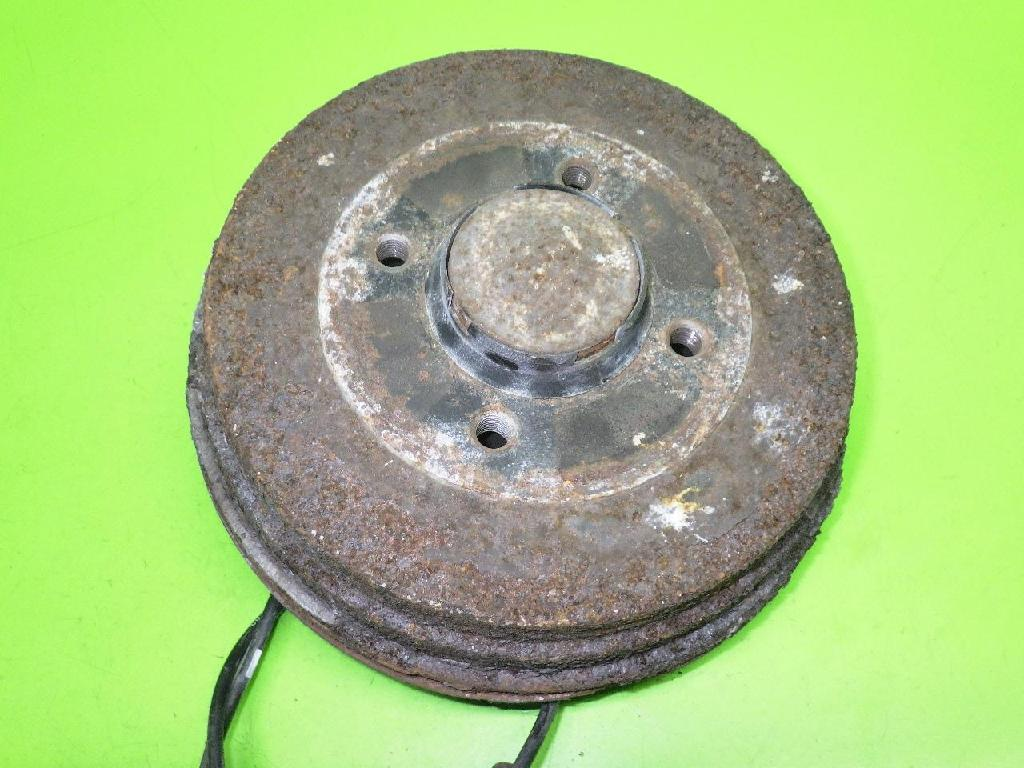 Bremstrommel hinten links NISSAN (DATSUN) NOTE (E11) 1.4 43206AX650
