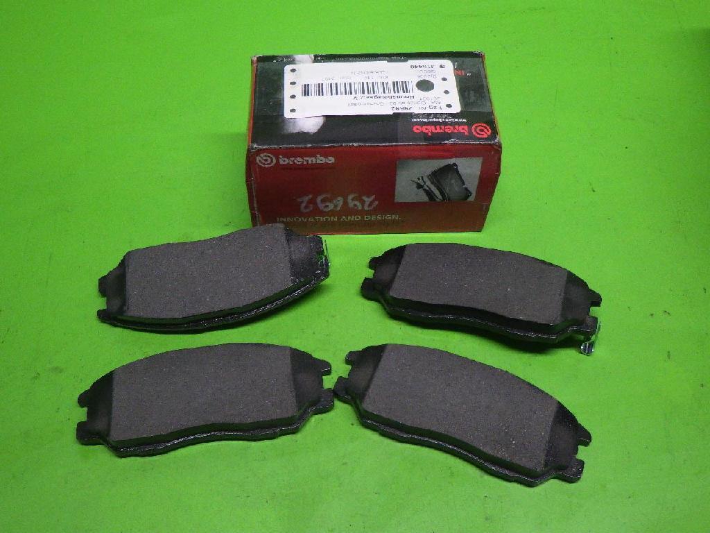 Bremsbelagsatz Bremsklötze vorne KIA OPIRUS (GH) 3.5 P30028