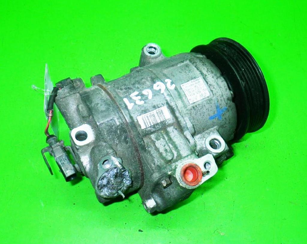 Kompressor Klima VW POLO (9N_) 1.4 TDI 6Q0820803J