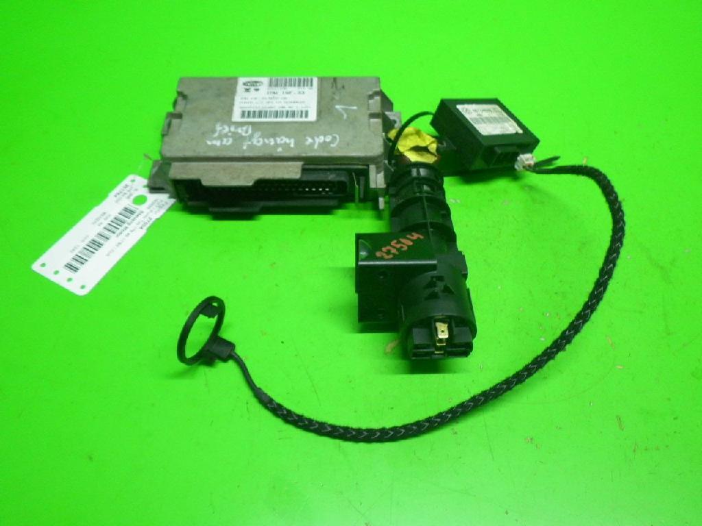 Steuergerät Motor FIAT PUNTO (176_) 60 1.2 IAW16F33/6A372B