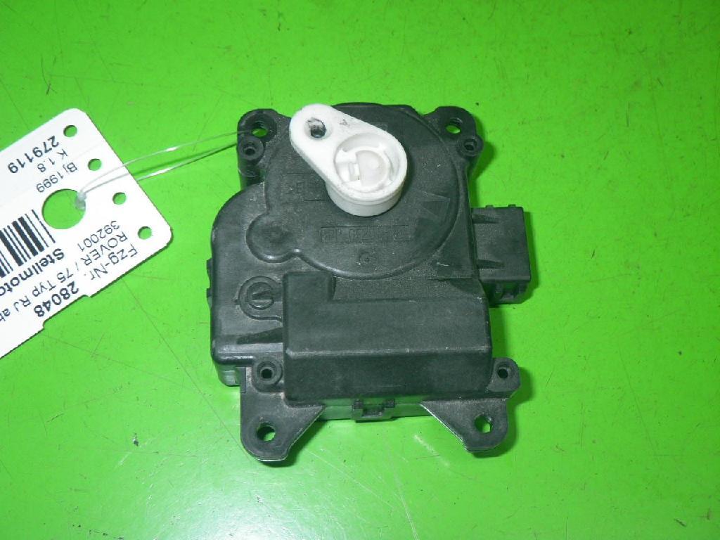 Stellmotor Heizungsregulierung ROVER 75 (RJ) 1.8 063700-6790