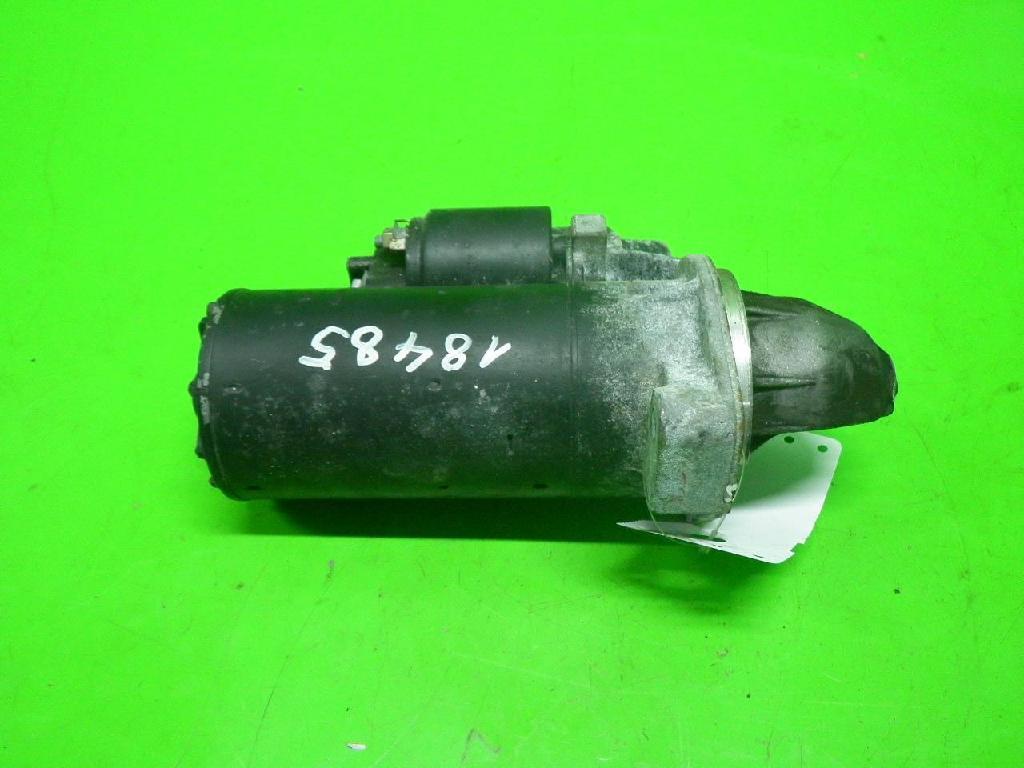 Anlasser komplett MERCEDES-BENZ C-KLASSE (W202) C 180 (202.018) 0001108149