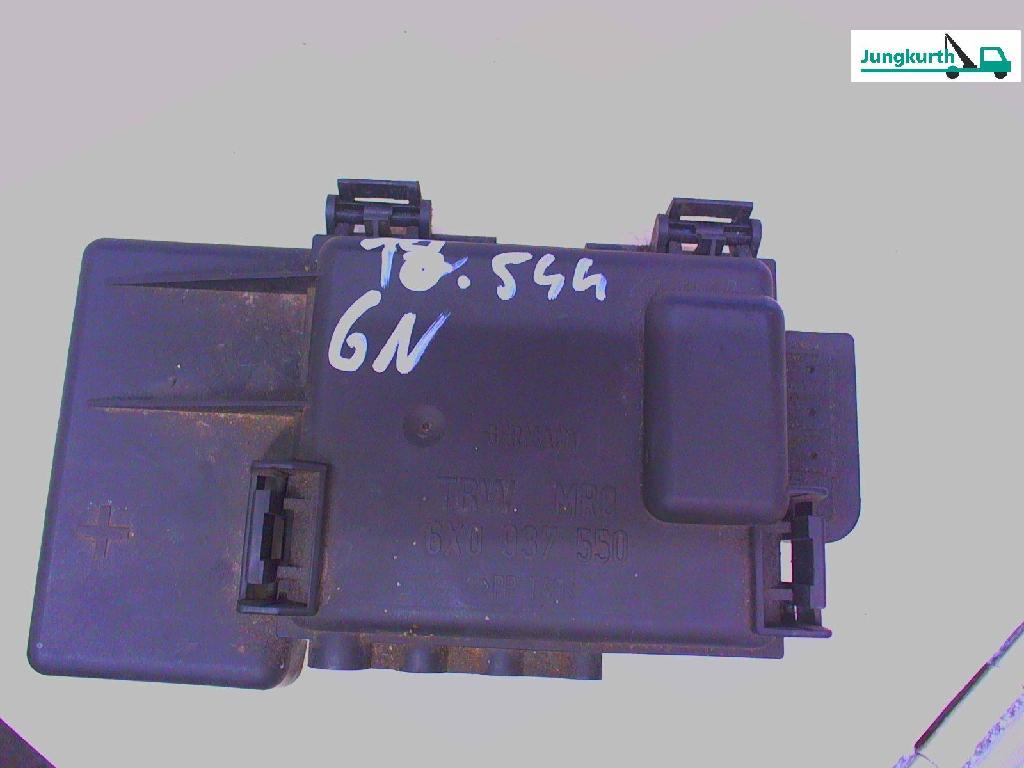 Sicherungskasten Batterie 6X0937550 TRW 6N '96 VW Polo