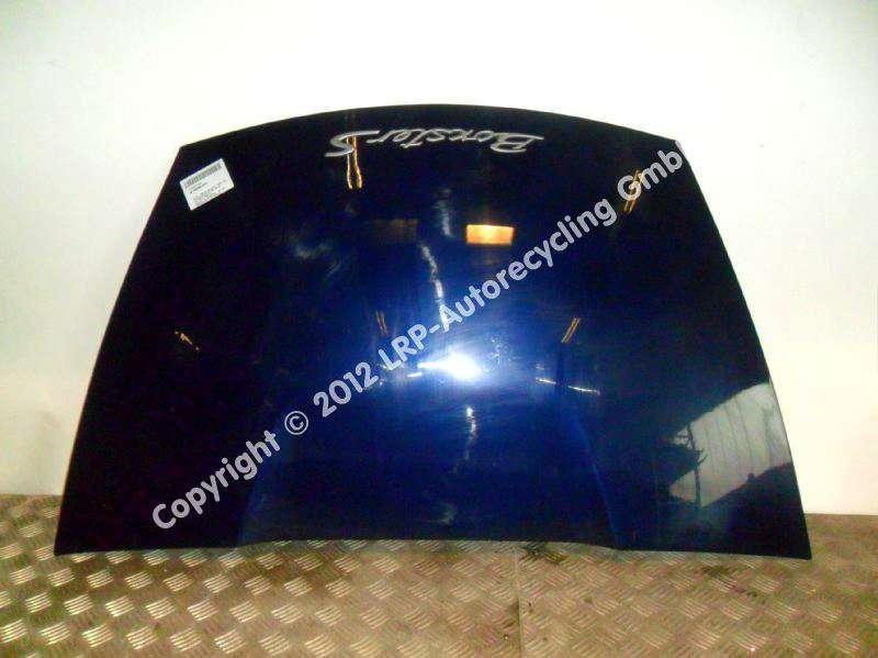 Heckklappe 98651201102GRV N.L. Porsche Boxster (986, Ab´96) BJ: 2000