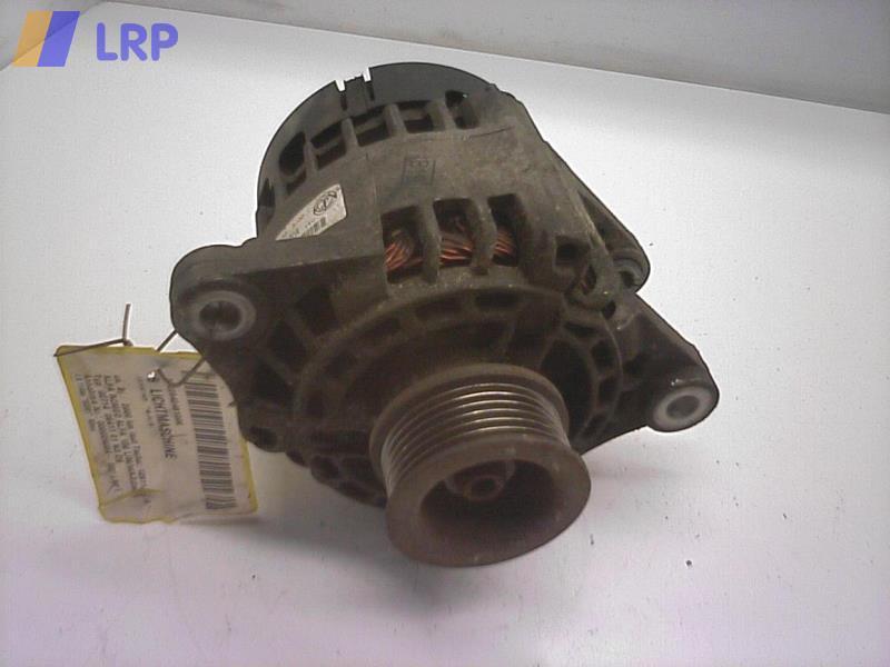 LICHTMASCHINE 100A; Lichtmaschine; ALFA 156 LIM/WAGON; TYP 932 AB 10/97; 0046765836; N.L.
