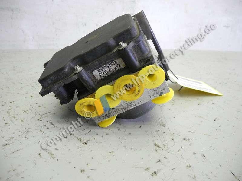 Dacia Logan LS0 BJ2007 ABS Hydroaggregat 8200694434  0265234993 0265800584