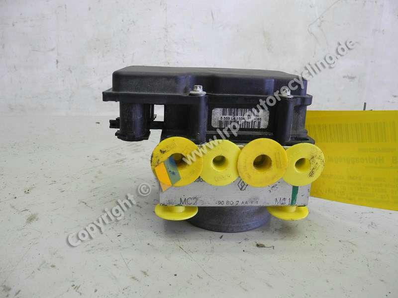 Dacia Sandero BS0 Bj.2009 ABS Block ABS-Hydroaggregat 8200756095 0265232198