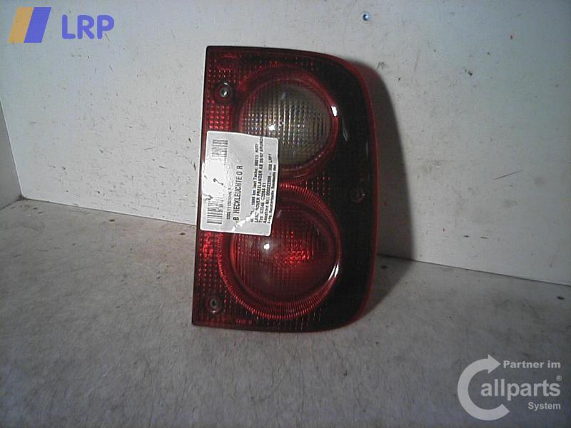 Heckleuchte O R AMR4003 NICHT ZUTREFFEND Land Rover Freelander Ab 09/97 BJ: 1999