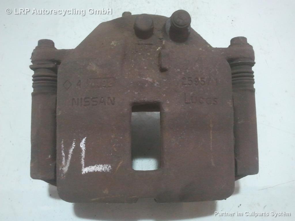 Nissan Primera P12 Bj.2003 original Bremssattel vorn links