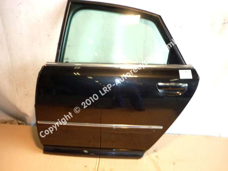 Audi A8 4E D3 Bj.2002 Tür hinten links   246607