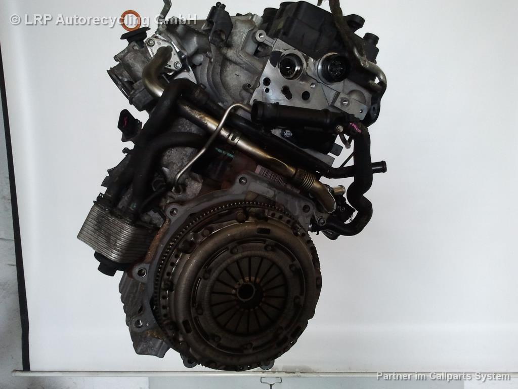 Jeep Patriot BJ2010 Motor Diesel 2.0TD 103kw Motorcode BWD 00808